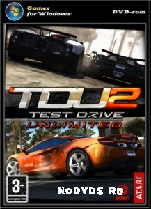 Test Drive Unlimited 2  Патч №2 ENG Торрент