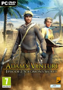 Adam's Venture 2: Solomon's Secret v1.0 ENG - кряк
