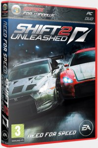 Need for Speed Shift 2 Unleashed - crack v1.0 (web)