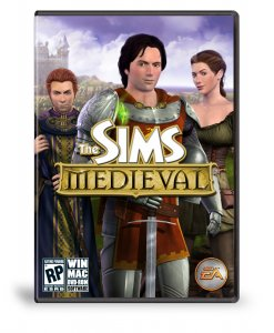 The Sims: Medieval - crack v1.2.3 ENG/RUS