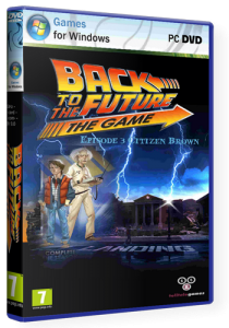 Back to the Future: The Game - Episode 3: Citizen Brown - русификатор Торрент