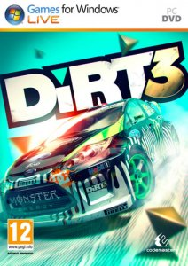 DIRT 3 - crack v1.0 ENG