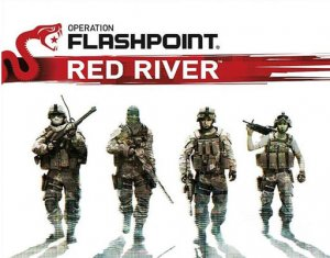 Operation Flashpoint: Red River - crack v1.0 ENG