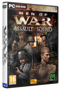 В тылу врага 2.Штурм / Men Of War.Assault Squad - патч v1.85.3 RUS
