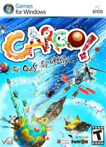 Cargo: The Quest For Gravity - crack v1.0 ENG