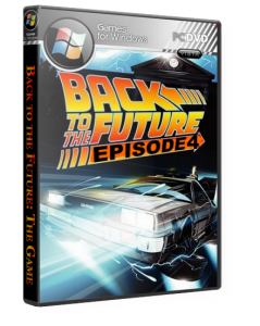 Back to the Future: The Game — Episode 4: Double Visions - русификатор (текст) Торрент