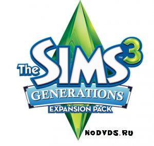 The Sims 3: Generations - crack v1.0 ENG/RUS