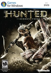 Hunted: The Demon's Forge - crack v1.0 ENG