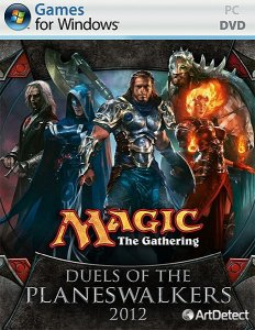 Magic The Gathering Duels of the Planeswalkers 2012  - crack v1.0 ENG