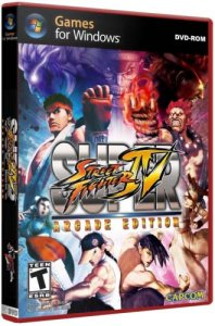 Super Street Fighter 4: Arcade Edition - патч №1 (Update 1) MULTi