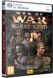 В тылу врага 2.Штурм / Men Of War.Assault Squad - патч v1.96.6 RUS