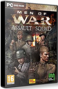 Men of War: Assault Squad - crack v1.96.6 ENG/RUS