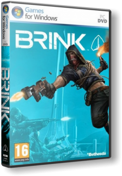 Brink - патч 10 и 11 (Update 10 and 11) ENG/RUS