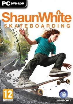 Shaun White Skateboarding - crack 1.0