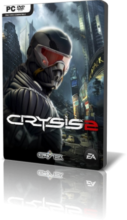 Crysis 2 - моды текстур (textures Mod 1.0 by VinTagE)