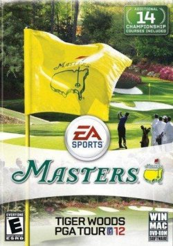 Tiger Woods PGA TOUR 12 The Masters - crack