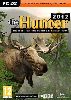 The Hunter 2012 русификатор (текст)