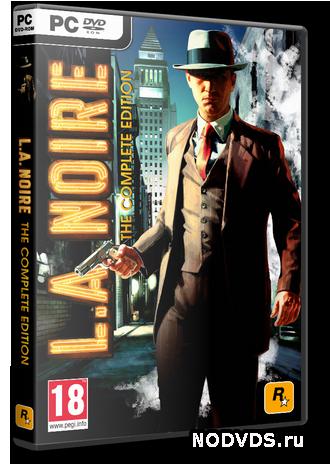 L.A Noire Патч 1.3