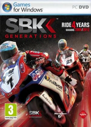 SBK Generations - crack