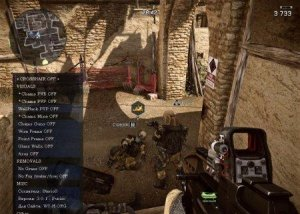 Warface Wallhack By Sterios