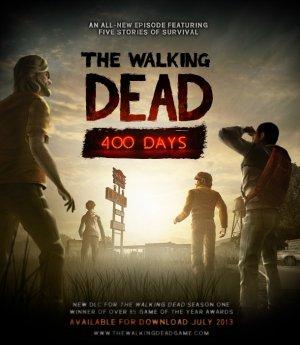 Русификатор Walking Dead 400 Days