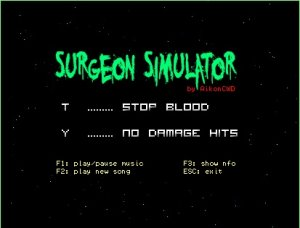 Surgeon Simulator трейнер +2 (чит)