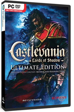 Castlevania: Lords of Shadow – Ultimate Edition crack