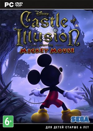 Castle of Illusion русификатор (текст)