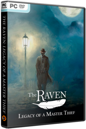 The Raven: Legacy of a Master Thief русификатор (текст)