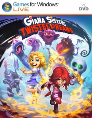 Giana Sisters: Twisted Dreams  Rise of the Owlverlord crack 1.1.2