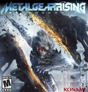 Metal Gear Rising Revengeance патч 1