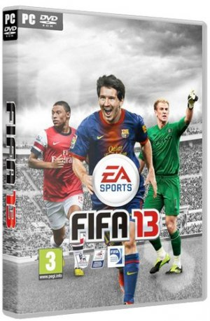 FIFA 13 (2012) русификатор (Текст + Звук)