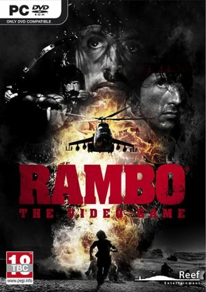 Rambo: The Video Game русификатор (текст)