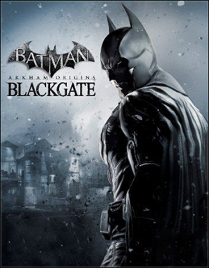 Batman: Arkham Origins Blackgate - Deluxe Edition crack