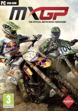 MXGP - The Official Motocross Videogame crack