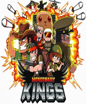 Mercenary Kings русификатор (текст)