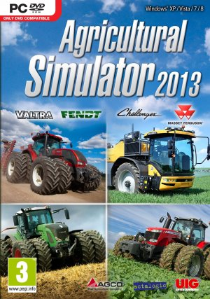 Agricultural Simulator 2013 русификатор (текст)