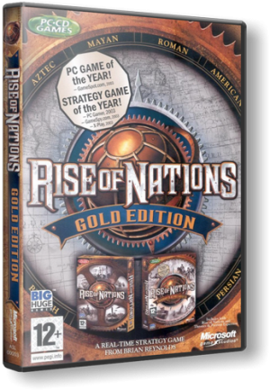 Rise of Nations - Extended Edition [v 1.05] (2014) PC | RePack от xGhost