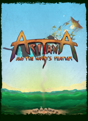 Aritana and the Harpy's Feather crack